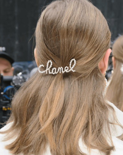 How to Style Hair Barrettes OuiPlease French Style Blog