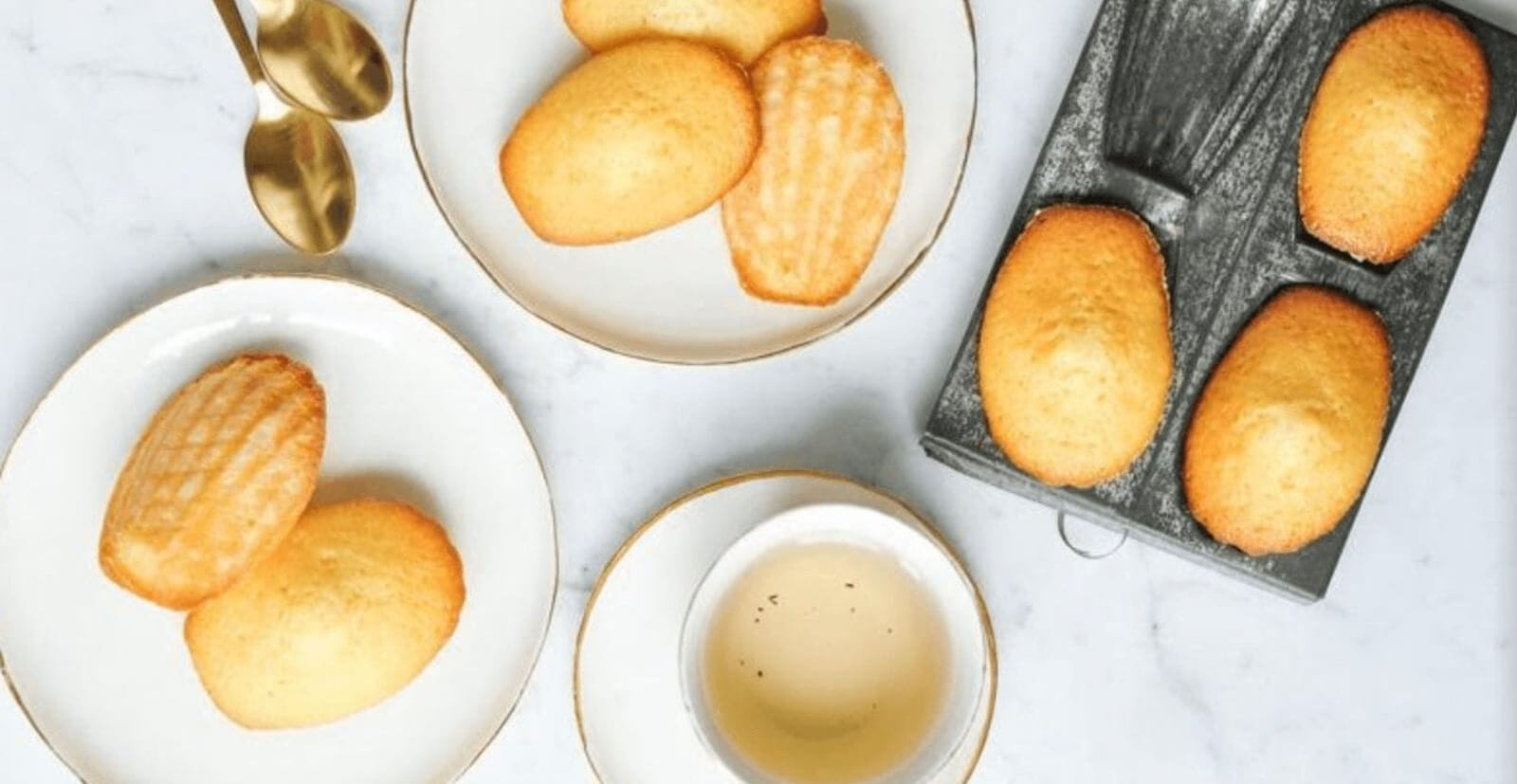 Homemade DIY French madeleine cookies recipe OuiPlease French Lifestyle Blog