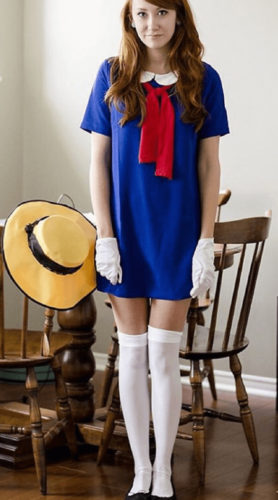 French-inspired Halloween Costumes: Madeline