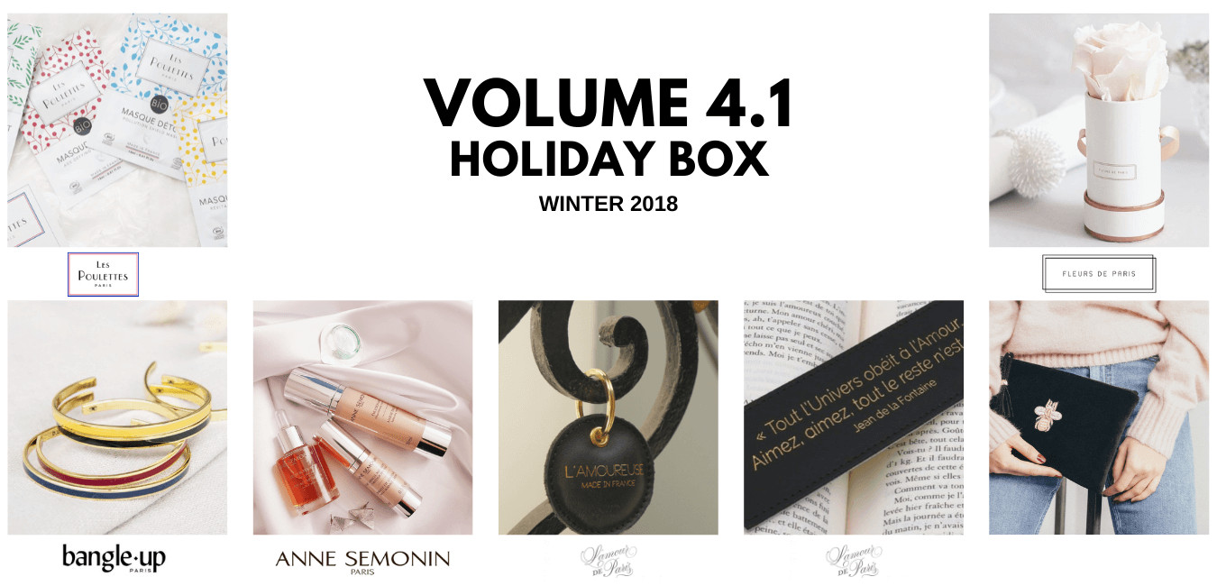 OuiPlease V4.1 Holiday Box
