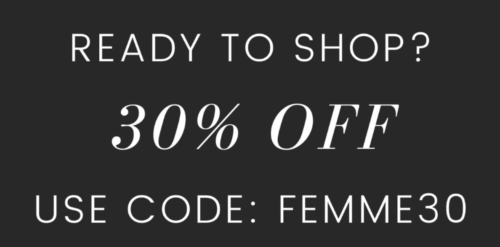 ouiPlease femme30 coupon code black