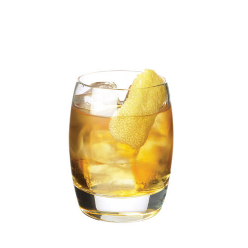 small glass of French connection, French Cocktails