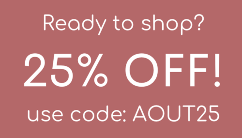 OuiPlease 25% off coupon code: AOUT25