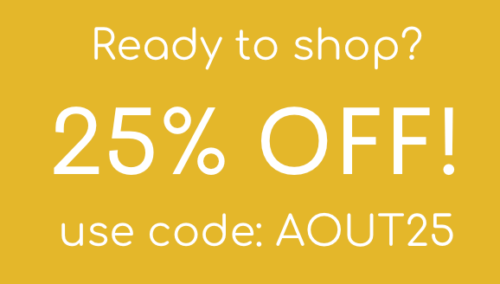 OuiPlease 25% OFF CODE: AOUT25