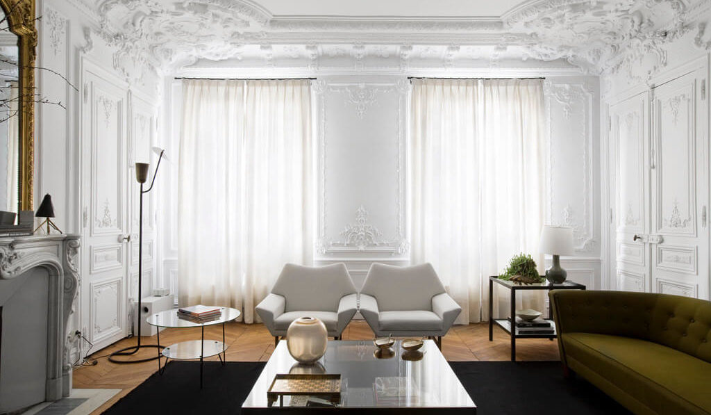 French Flair Decorate Home