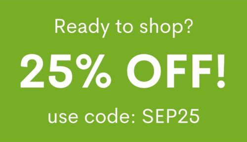 SEP25 OuiPlease Coupon Code green background