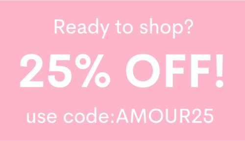 OUIPLEASE 25% OFF COUPON CODE AMOUR25