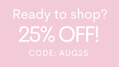 25% Off with Code AUG25