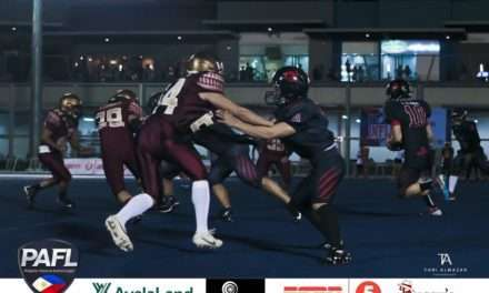 PAFL Game Recap, Sept. 8, 2018: The Wolves Dominated The Datu