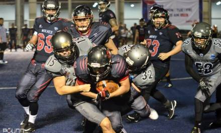 PAFL Game Recap, Nov. 3, 2018: Wolves Defeat Cavemen; Still Undefeated And First Seed