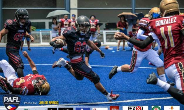 Wolves Open PAFL Season 4 With A Win