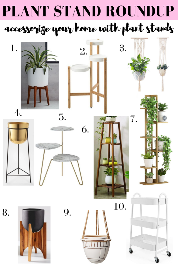 10 Amazing Indoor Plant Stand Ideas for Every Type of Home ... on Amazing Plant Stand Ideas  id=51581