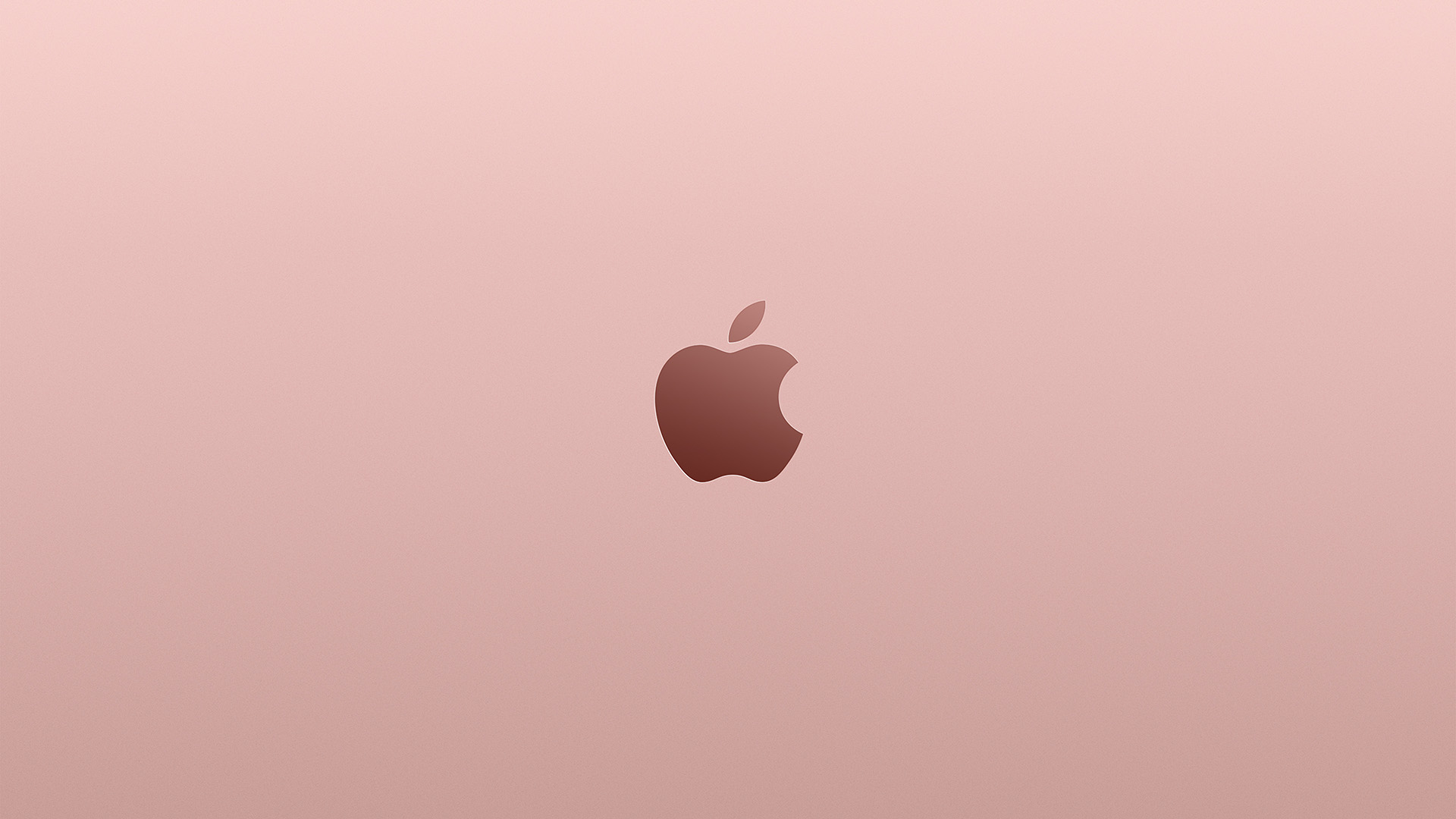 Rose Gold Laptop Aesthetic Desktop Wallpaper