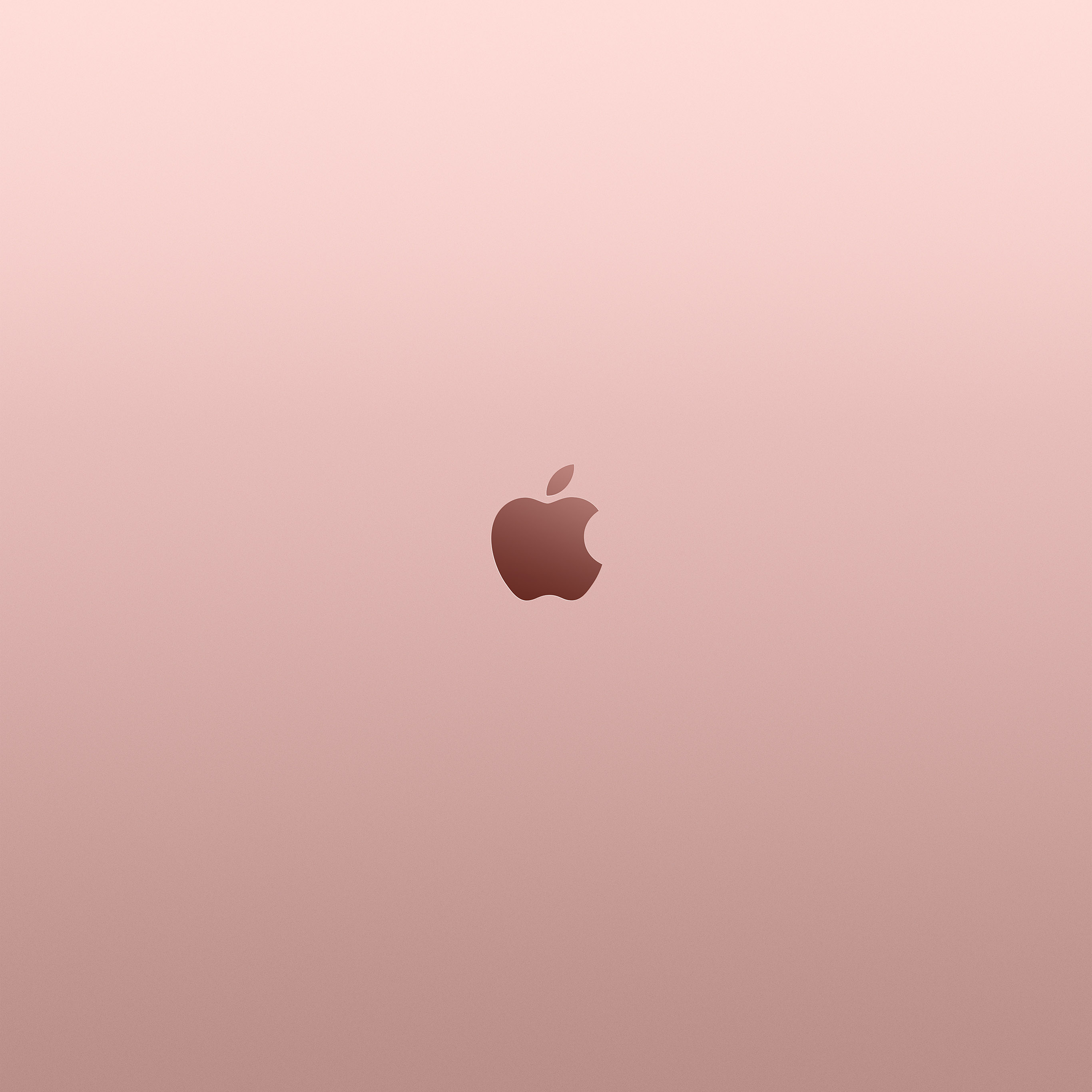 Rose Gold Apple Ipad Wallpaper