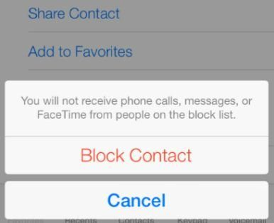 How to Block All Incoming Calls on iPhone