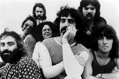 Frank Zappa Mothers of Invention