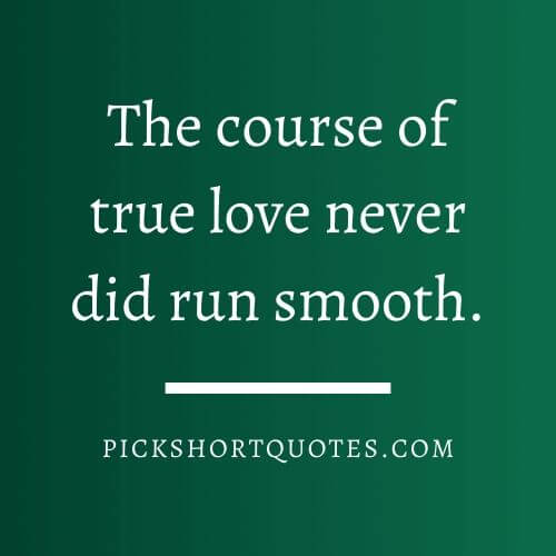 Best Shakespeare Love Quotes