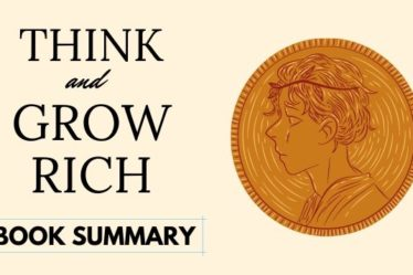 Think And Grow Rich Summary, Napoleon Hill book