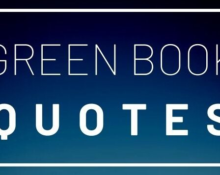 green book quotes