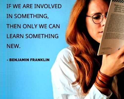 benjamin franklin quotes on education