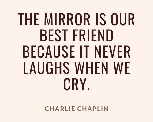 charlie chaplin quotes smile