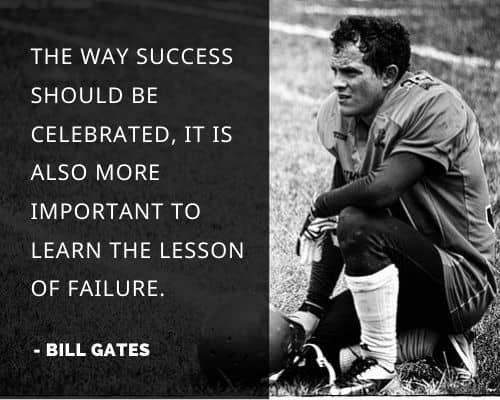 Bill Gates Quotes On Success