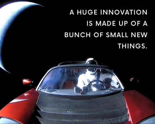 elon musk quotes on innovation