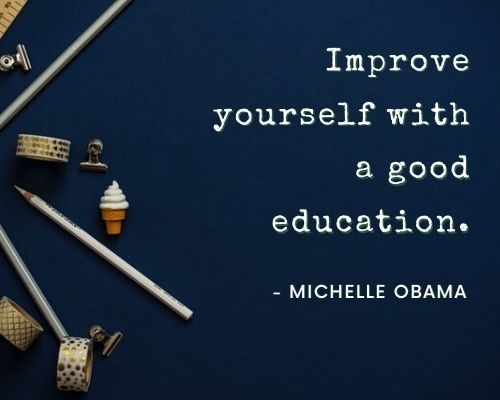 michelle obama quotes on education