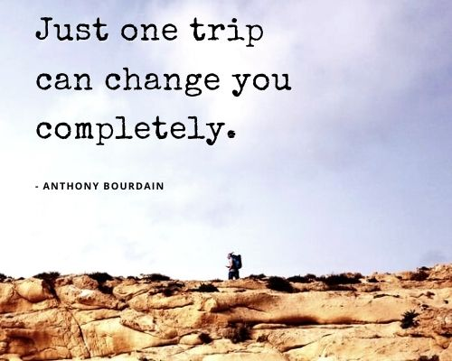 anthony bourdain quotes about travel