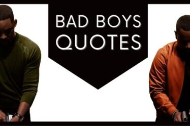 bad boys quotes
