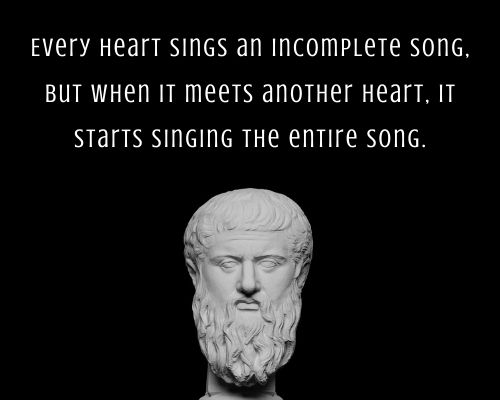 plato quotes on music
