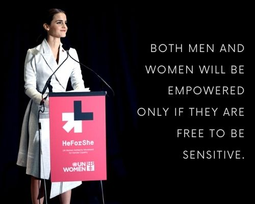 emma watson quotes on gender equality, emma watson equality quotes
