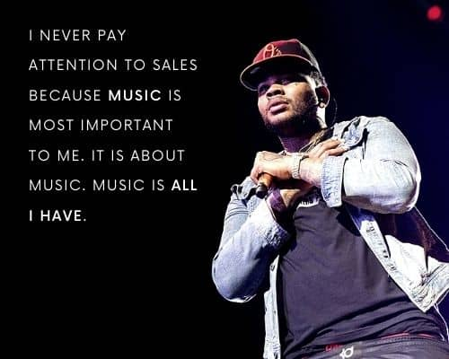 kevin gates quotes on music