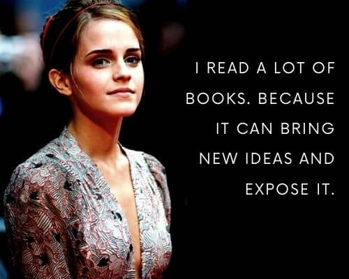 Famous Emma Watson Quotes