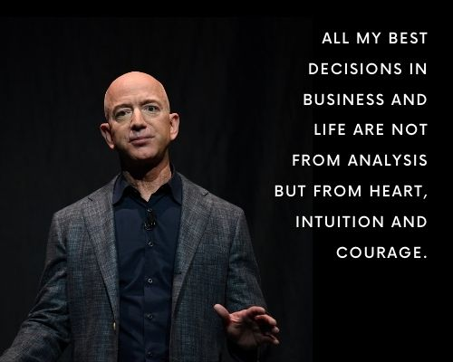 Jeff Bezos Quotes on Business