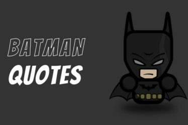 Batman Quotes