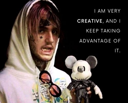 Lil Peep Quotes on Life