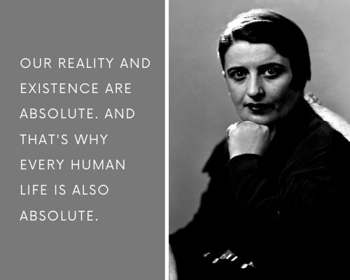 Ayn Rand Quotes on Reality