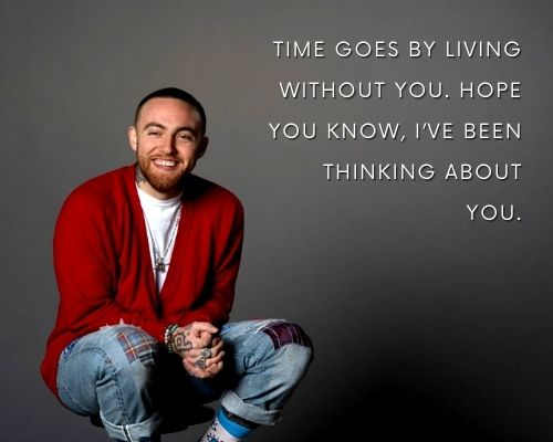 Mac Miller Quotes on Love