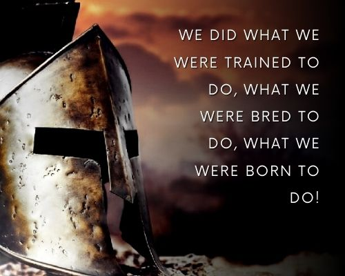 The Spartan Quotes