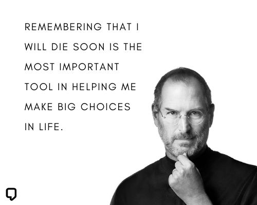 Steve Jobs Quotes About Life