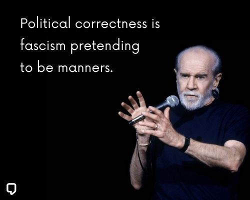 george carlin quotes on politics