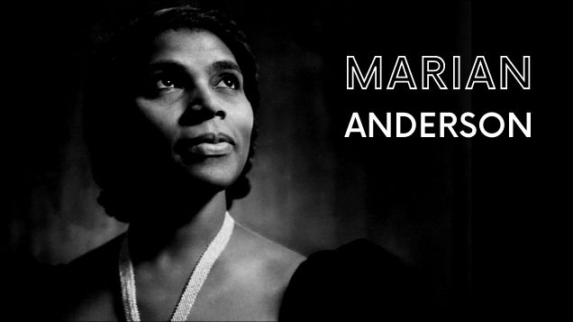 Marian Anderson Quotes