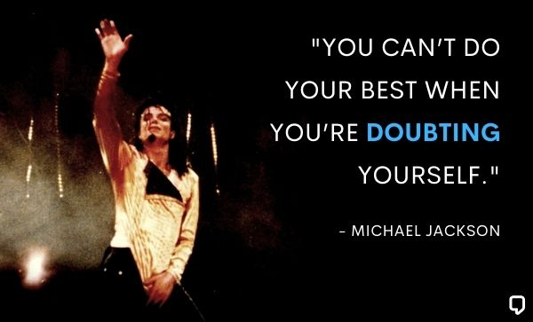 michael jackson quotes about yourself