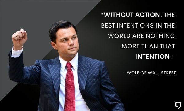 The Wolf of Wall Street Quotes from book