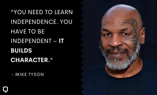Mike Tyson Motivational Quotes