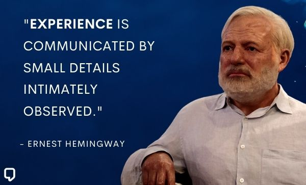 famous Hemingway quotes