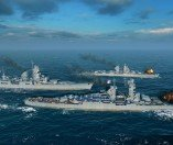 World of Warships: Cover