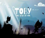 Toby: The Secret Mine - Cover