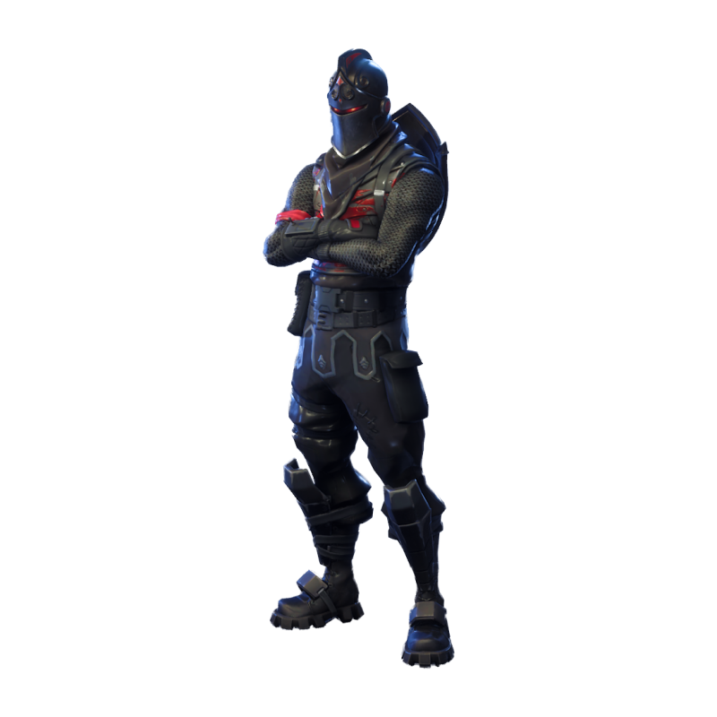 Black Knight Full Body Fortnite Wallpaper
